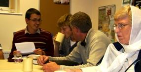 Bijbelstudieklas - Newburry Bible-class