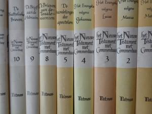 Boeken van het Nieuwe Testament - Patmos vertaling