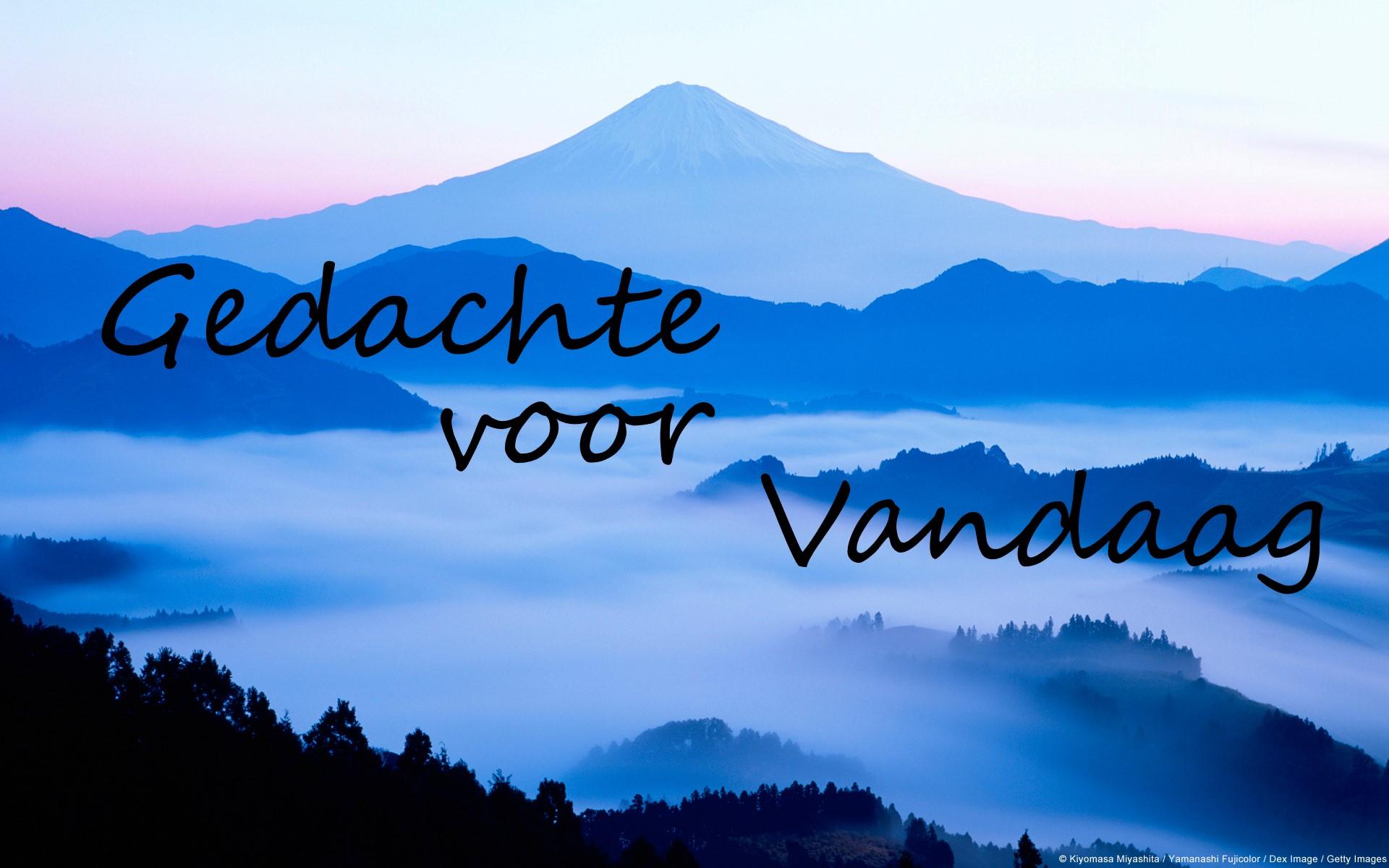 """De gedachte van vandaag: """"Geen stilte zodat iedereen zal weten dat er slechts één Allerhoogste Heerser is over de hele aarde"""" (17 februari)"""