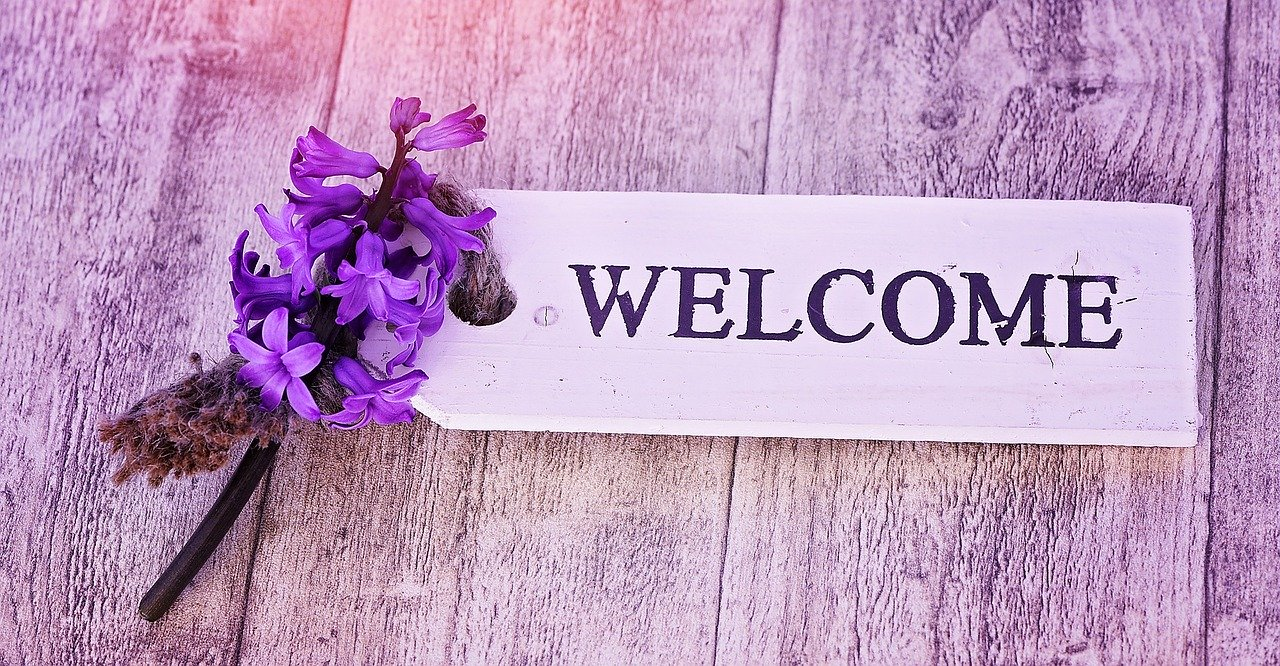 Van harte welkom – Welcome to this site